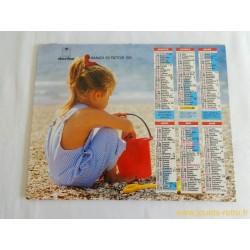 Almanach du facteur 1991