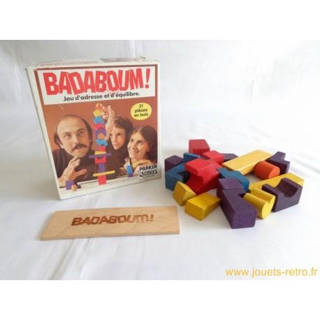 Badaboum ! - Jeu Parker 1978