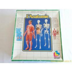 L'Anatomie - Jeu Laffont 1987