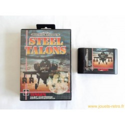 Steel Talons - Jeu Megadrive
