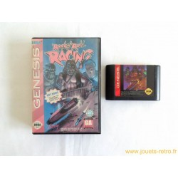 Rock N' Roll Racing - Jeu Genesis Megadrive