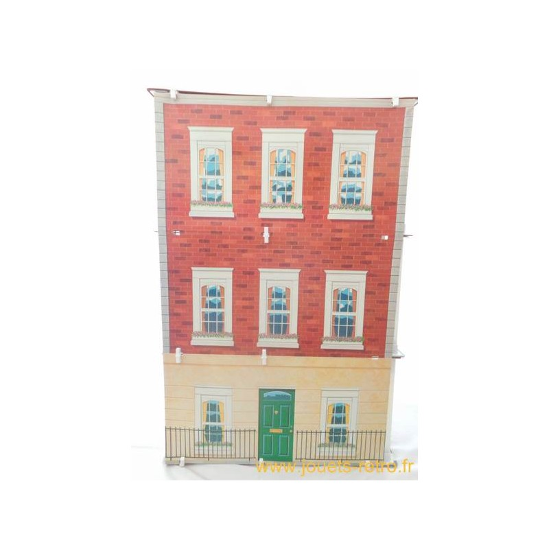 Maison de Barbie Mattel 1986 - jouets rétro jeux de société jeux vidéo livres objets vintage