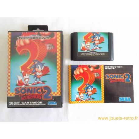Sonic 2 - Jeu Megadrive