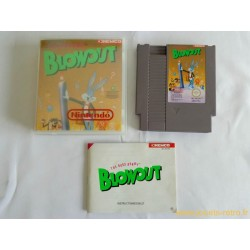 The Bugs Bunny Blowout - Jeu NES