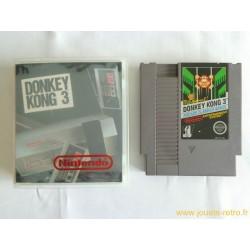 Donkey Kong 3 - Jeu NES
