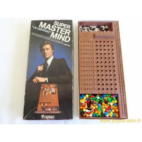 Super Mastermind - Jeu Capiepa 1976