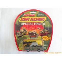 Camion anti-aerien Majorette Sonic Flashers