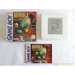 Oddworld Adventures - jeu Game Boy