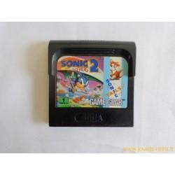 Sonic 2 - Jeu Game Gear