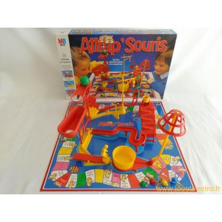 Attrap' Souris - Jeu MB 1986