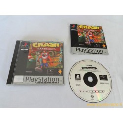 Crash Bandicoot - Jeu PS1