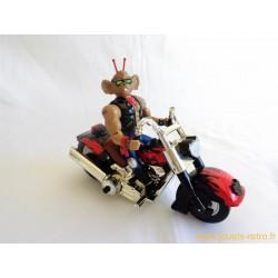 Throttle et moto Biker Mice Galoob 1993