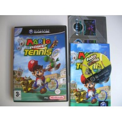 Mario Power Tennis - Game Cube