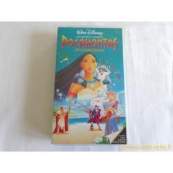 Pocahontas - Disney vhs