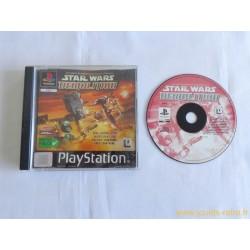 Star Wars Demolition - jeu Ps1