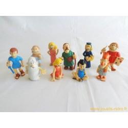 Il était une fois lot figurines EDIGRAFIC