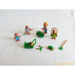 Famille Toptop jardinage Mini Sweety - Vivid Imaginations