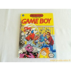 Nintendo La BD de Game Boy tome 1 EO 1992
