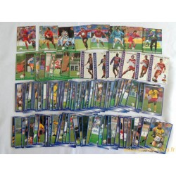Lot 115 cartes panini football 1995