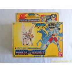 Pegase de Bronze v2 Les Chevaliers du Zodiaque Bandai 1987