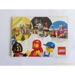 Catalogue Lego 1986