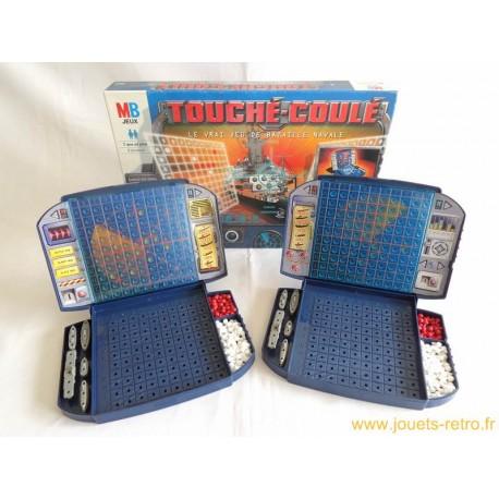 Touché - Coulé - Jeu MB 1999