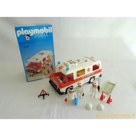 Ambulance Playmobil System