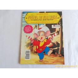 Fievel au Far West album Euroflash 1991