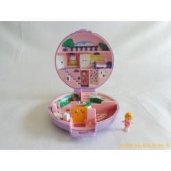 Polly's Flat Polly Pocket 1989