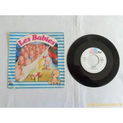 Les Babies - 45T Disque vinyle