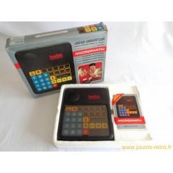 Micromath Berchet Electronics 1982