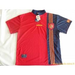 Maillot football Espagne 1996 - NEUF