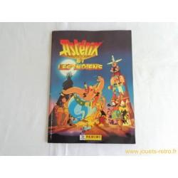 Album panini Asterix et les indiens