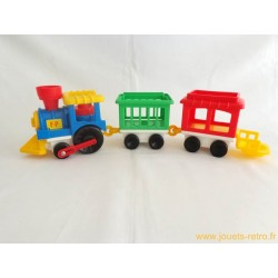 Train cirque Fisher Price 1991