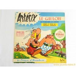 Astérix le gaulois - disque vinyle 33 T
