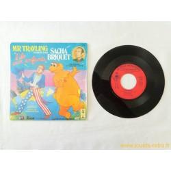 Mr Travling l'île aux enfants - disque 45 T