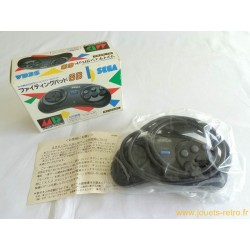 Manette 6 boutons Sega Megadrive NEUF
