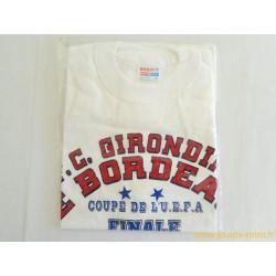 T-shirt Finale coupe U.E.F.A 1996 Girondins de Bordeaux Bayern Munich