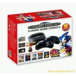 Console Megadrive + 80 jeux édition 25ème anniversaire Sonic