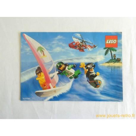Catalogue Lego 1992