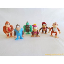Lot figurines Nintendo Donkey Kong 1997