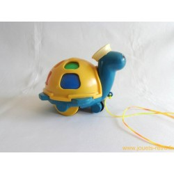 Tortue à tirer Playskool