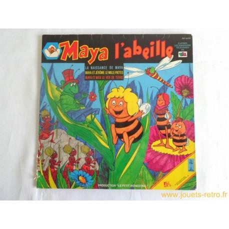 Maya l'abeille - 33T Disque vinyle