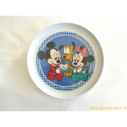 Assiette Disney Babies Tigex