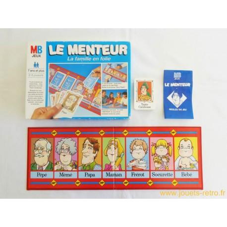 Le Menteur - Jeu MB 1996