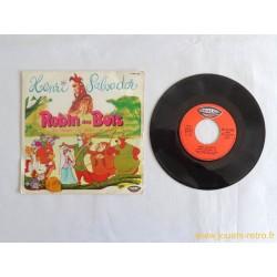 Robin des Bois Henri Salvador - 45T Disque vinyle