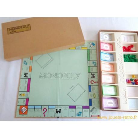 Monopoly - Miro Meccano 1982
