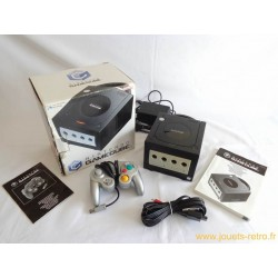 Console Nintendo Gamecube en boite complète