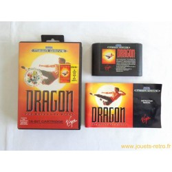 Dragon - jeu Megadrive