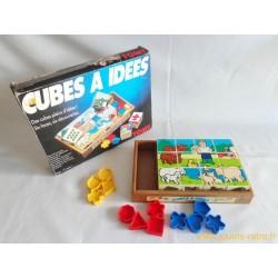 Cubes à idées Tomy